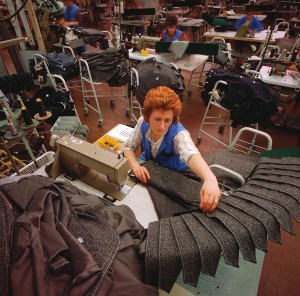 Seattle Apparel Manufacturers, Cut and Sew