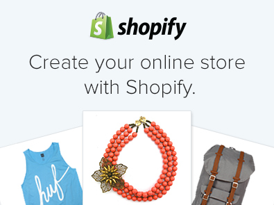 Shopify Supports Independent Fashion Designers