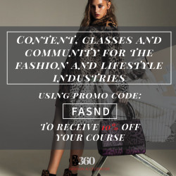 Save on classes from Fashion Accelerator 360