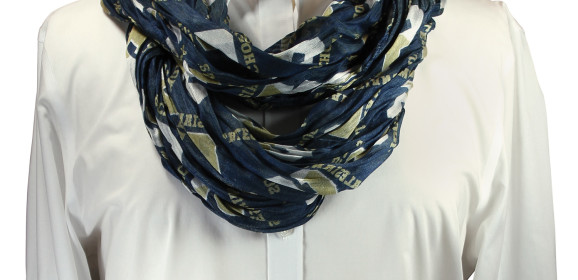 Custom Infinity Scarves Make a Great Addition to Your LIne