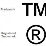 Trademark notification symbols